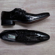 black male shoes